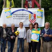 Mit vielen Aktionen engagieren sich die Menschen beim Stadtteilfest Mühlenberg.