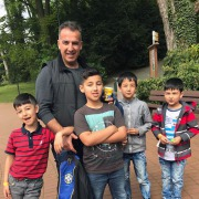 Fahrt in den Dortmunder Zoo 2018