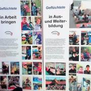 """Aktion """"Wir sind mehr"""" in den Lindenbrauerei Unna 2018"""